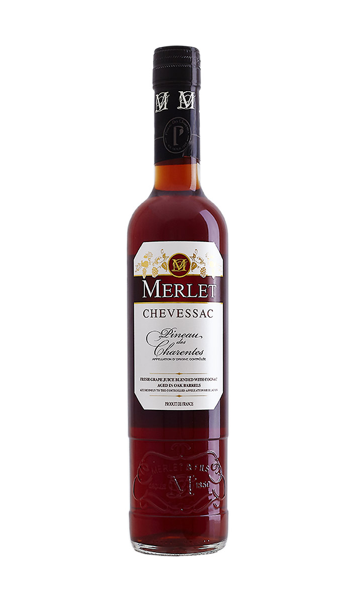 Merlet – Pineau des Charentes Rosé