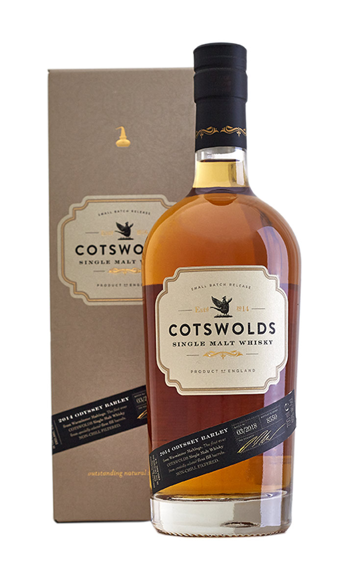 Cotswolds – Single Malt