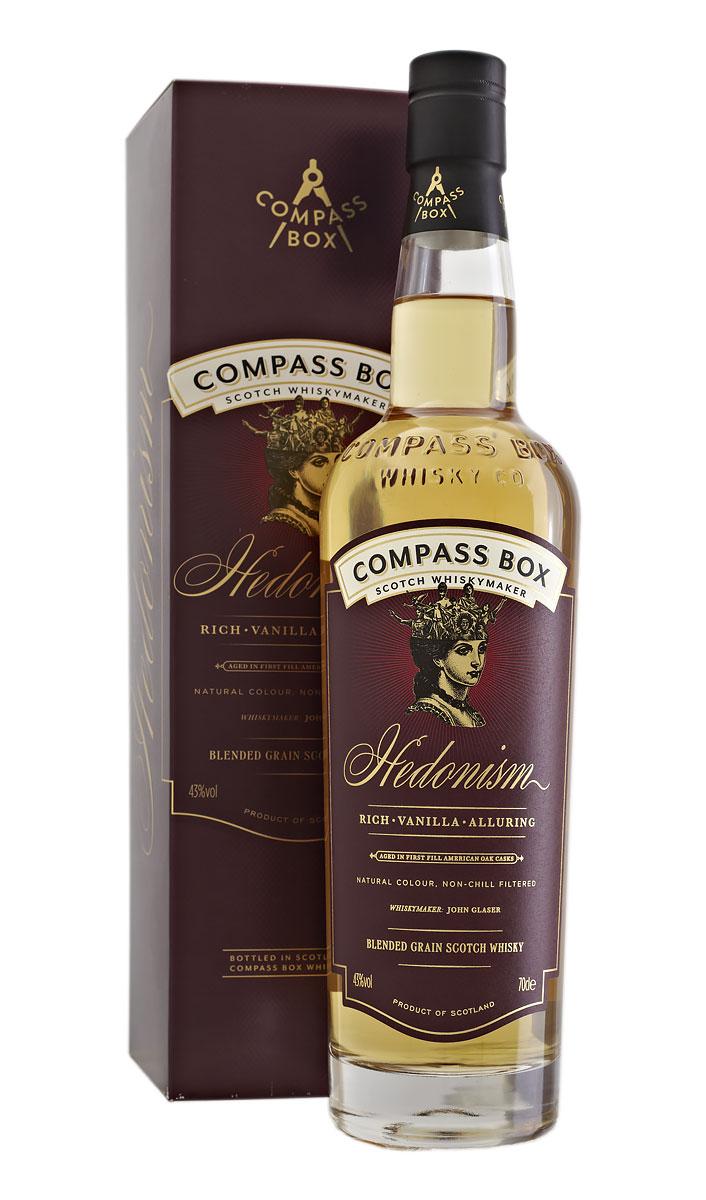 Compass Box- Hedonism