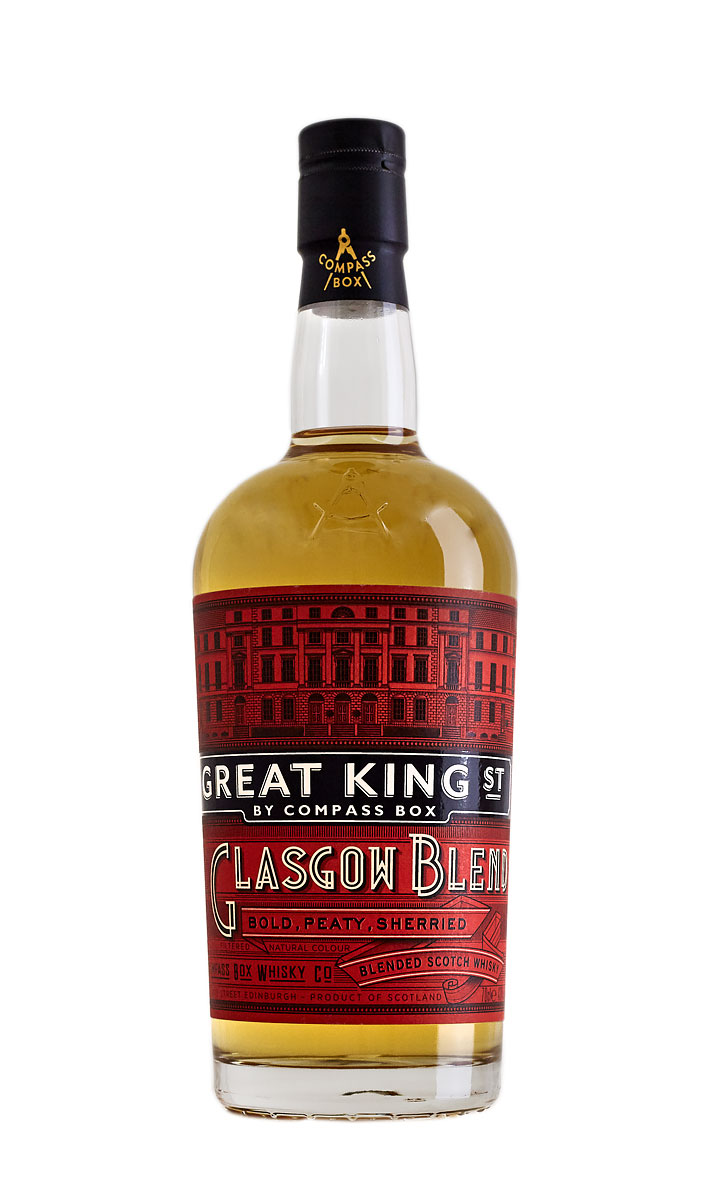 Compass Box Great King Street – Glasgow Blend