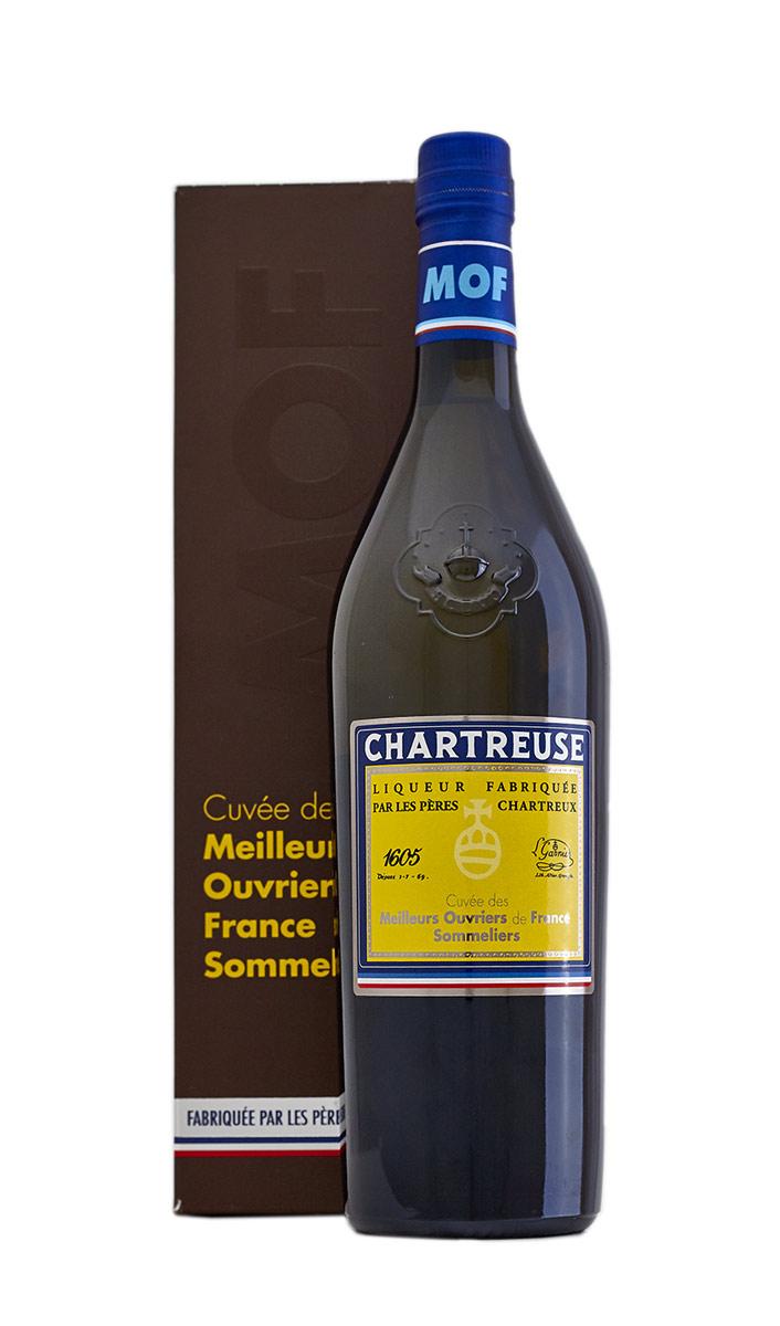 Chartreuse- MOF