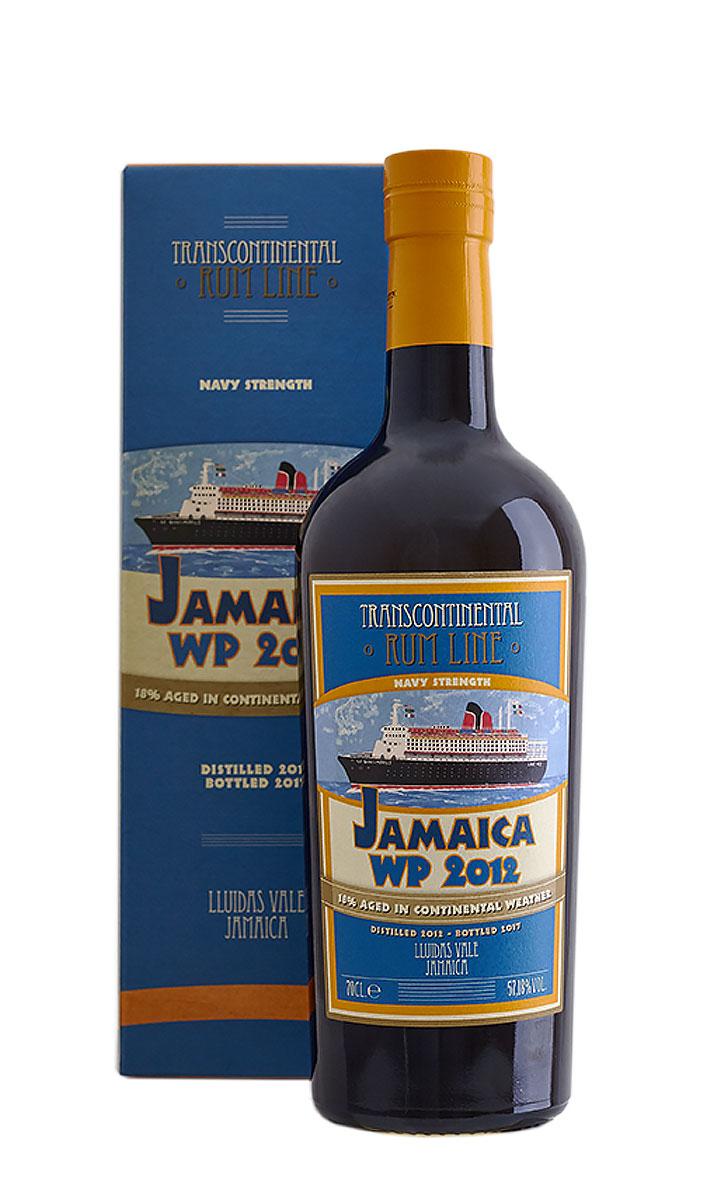 TCRL Jamaica WP 2012
