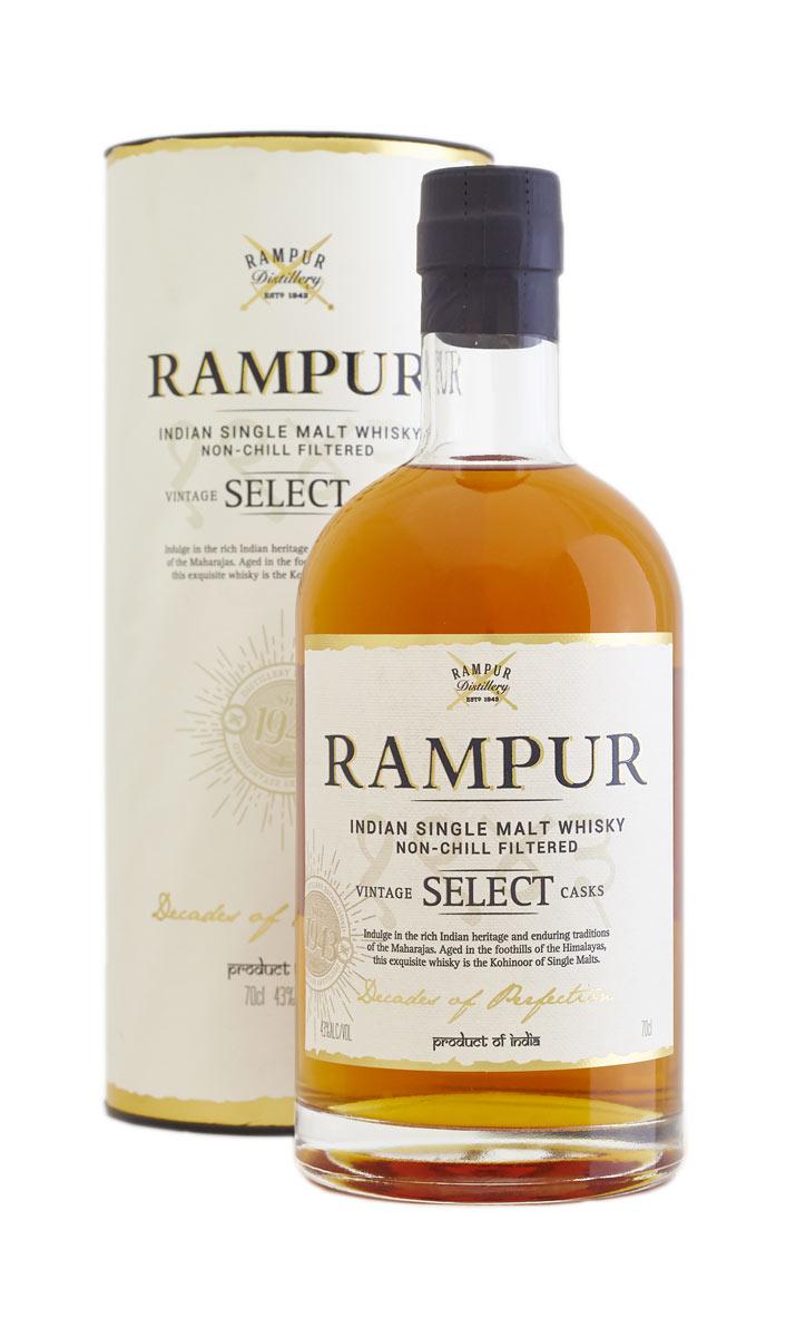 Rampur – Single Malt