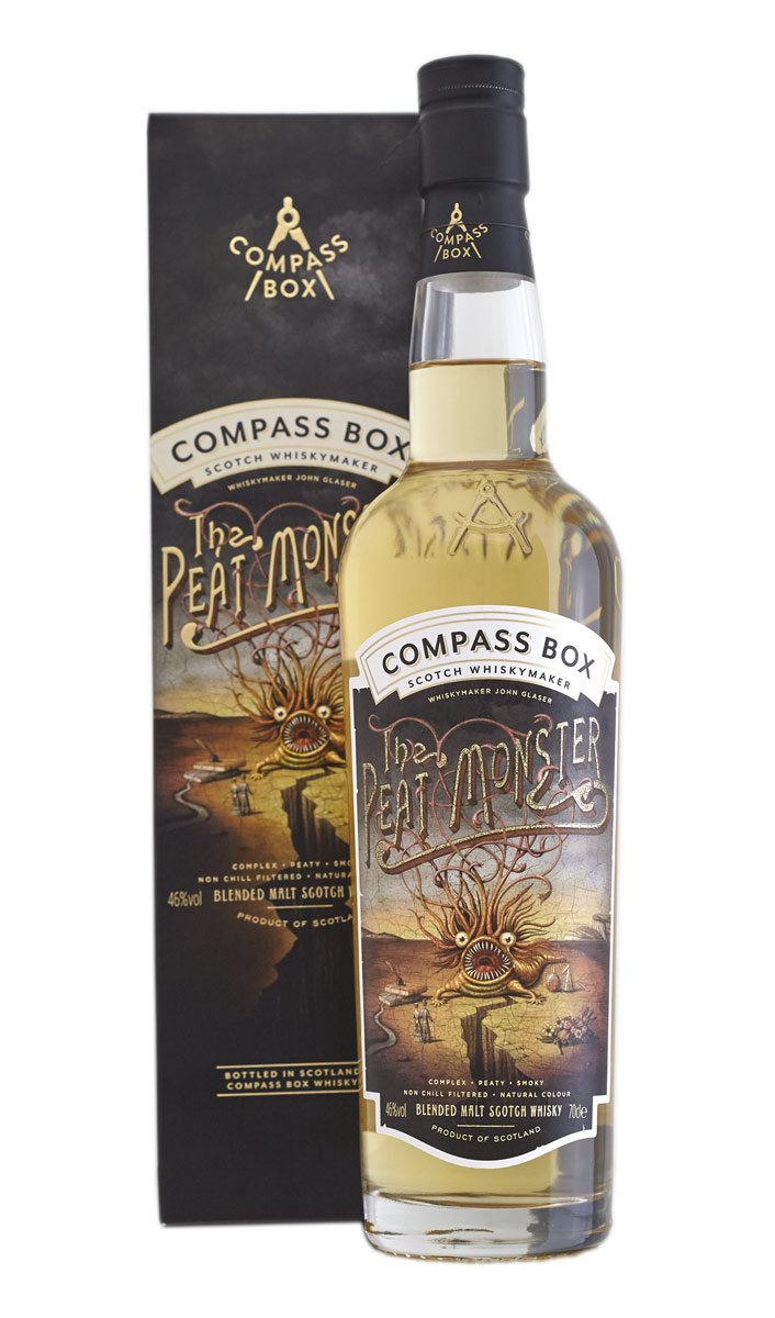 Compass Box- The Peat Monster