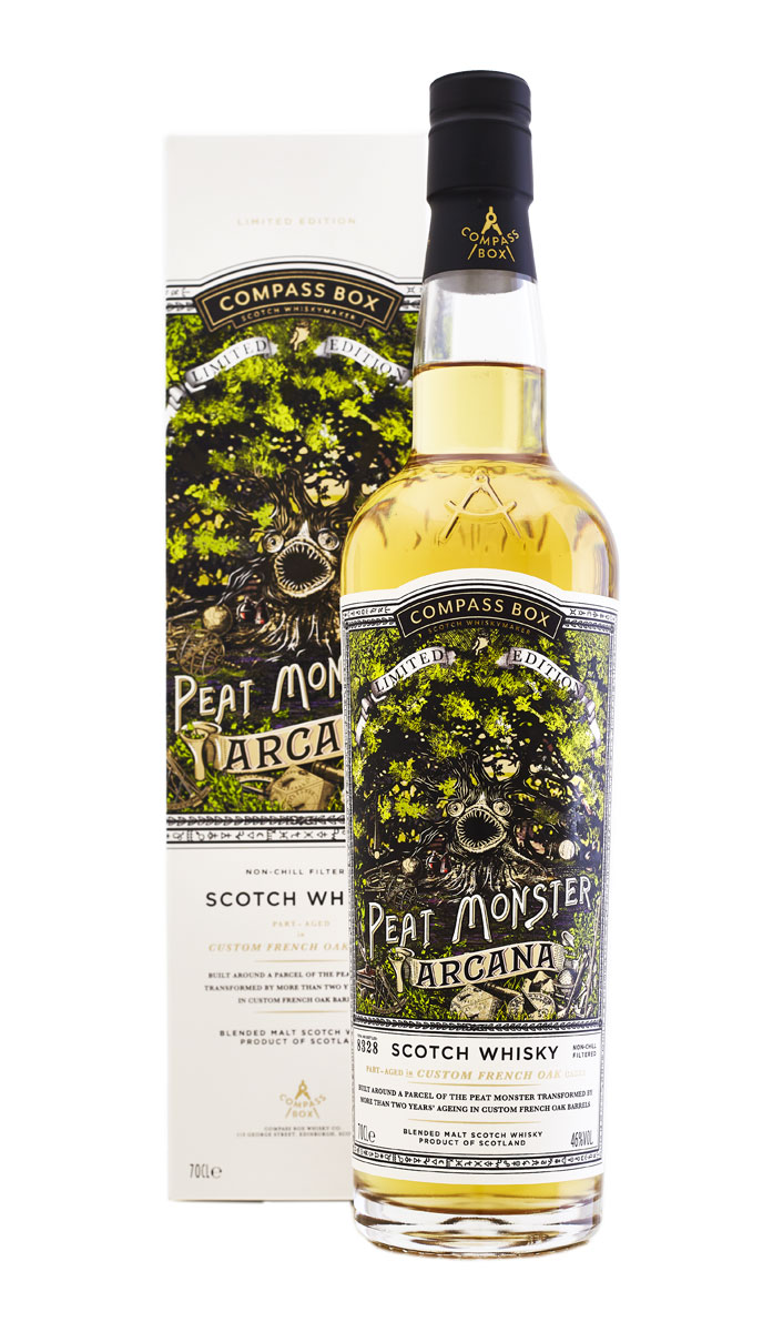 Compass Box- The Peat Monster Arcana