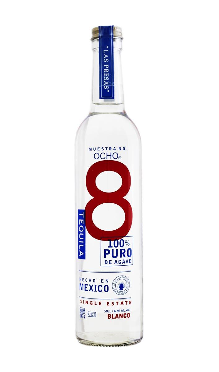 Ocho Blanco – Las Presas 2018
